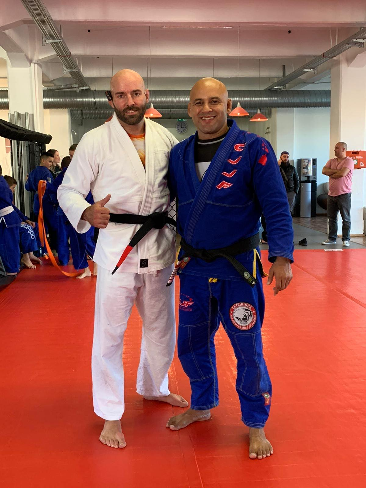 BJJ Frankfurt - New Blackbelt